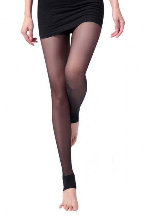Women's Sexy Ultrathin Sheer Snagging Resistance Tights