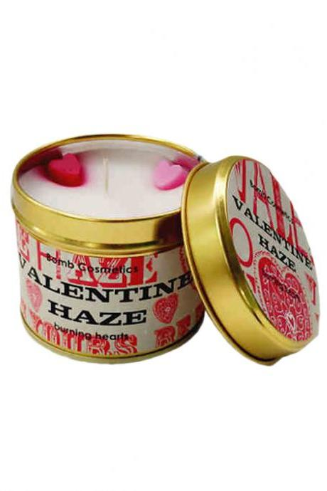 Romantic Valentine's Day Gift Odorata Scented Candle