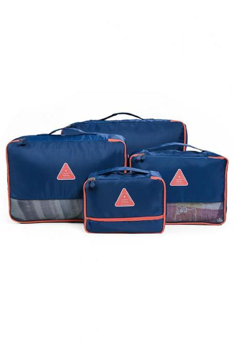 Large Capacity Waterproof Travelling Bag Suits Four Bags
